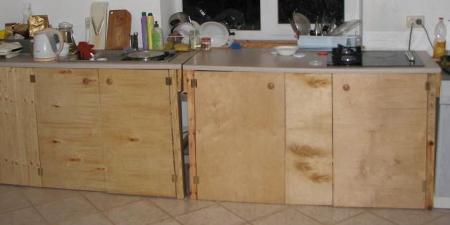 Virtuves galds