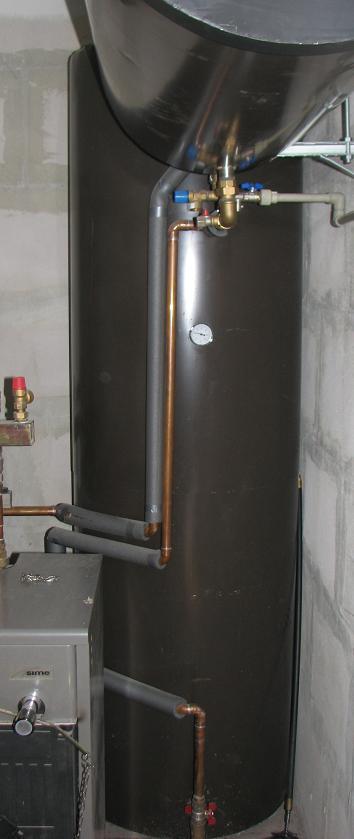 Ūdens akumulators